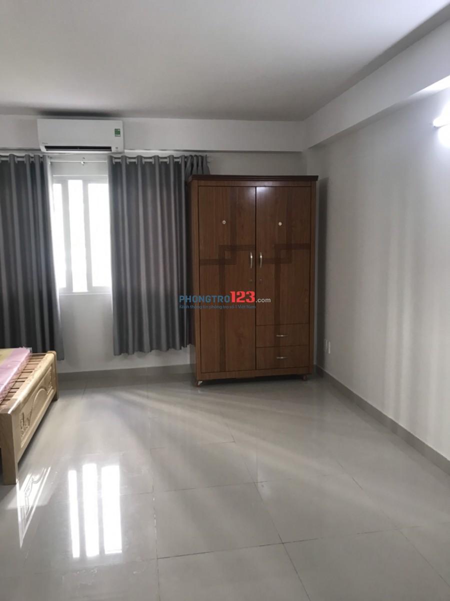 Cho thuê phòng mới diện tích 32m2, giá 4.5tr/tháng có sẵn nội thất cơ bản