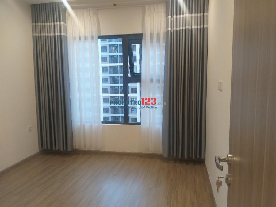Cho thuê căn hộ Vinhomes Grand Park (Vincity Quận 9) mới 46m2 1pn giá 6,5tr/th