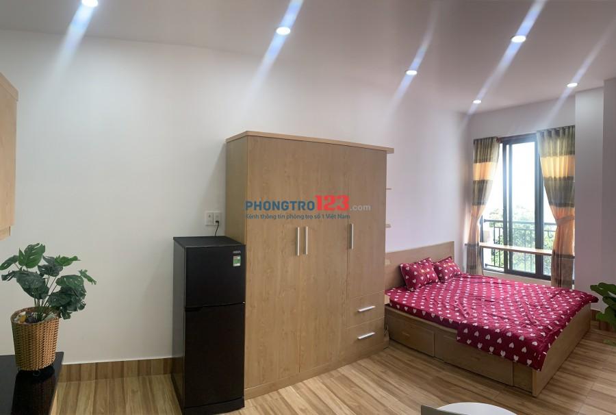Phòng trọ full nội thất cao cấp giá rẻ