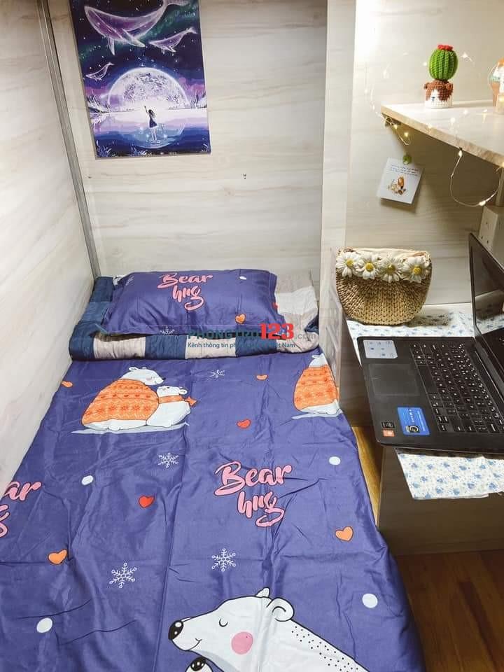 Phòng Sleepbox cực chill 16 Huyền Quang