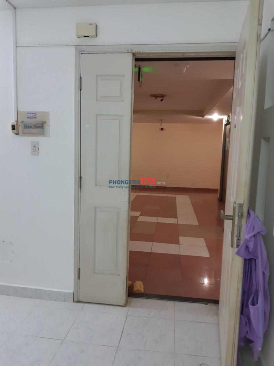 Cần cho thuê căn hộ Lê Thành A, Quận Bình Tân. Diện tích 68m2, 2 Phòng Ngủ.