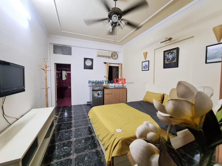CHDV quận 1 trung tâm SG full nội thất cá nhân cao cấp