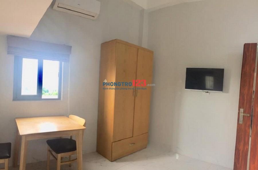Cho thuê phòng trọ ngay trung tâm quận Tân Bình đầy đủ nội thất cơ bản giá rẻ