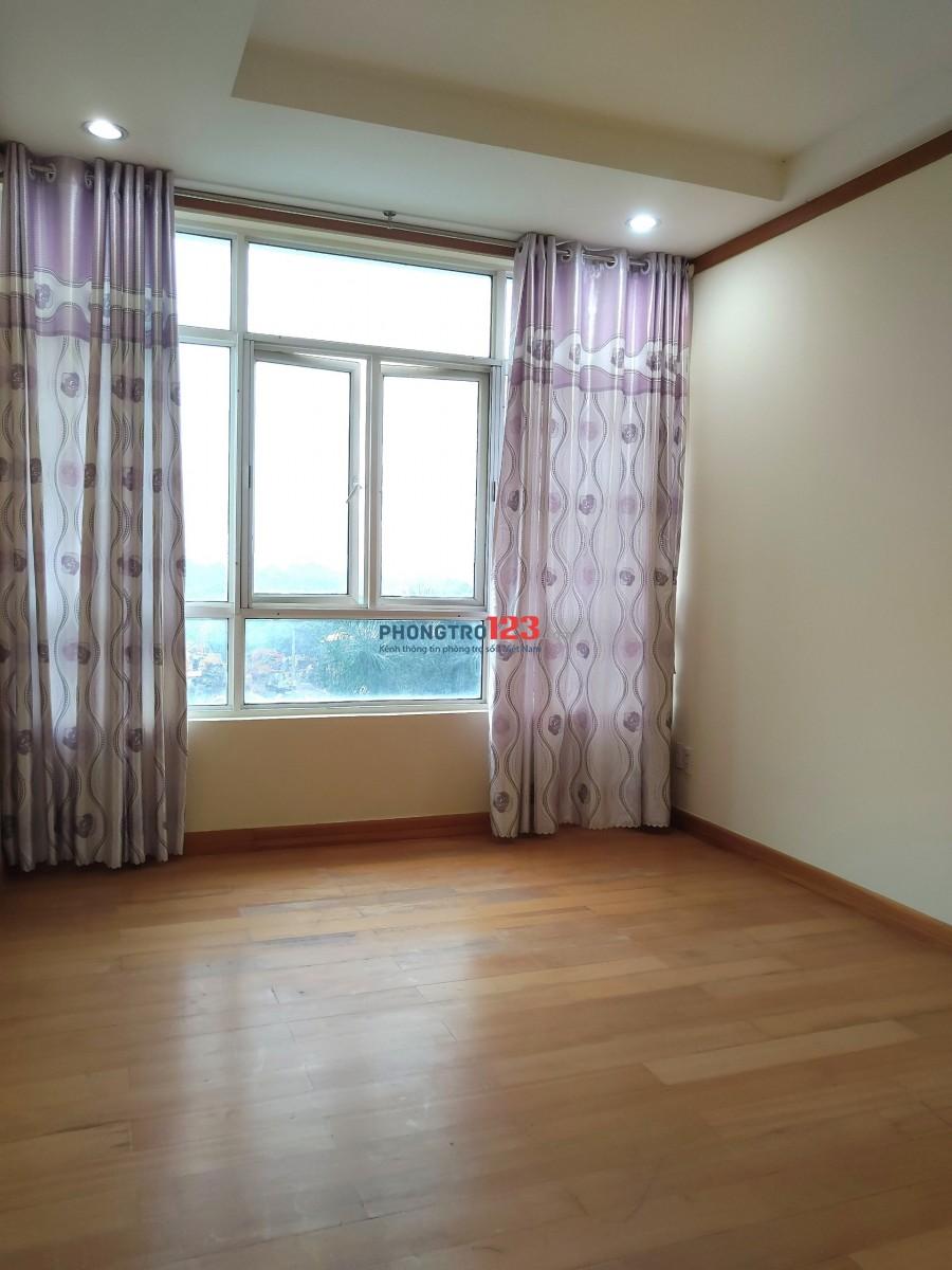 Phòng trọ chung cư Phú Hoàng Anh 1