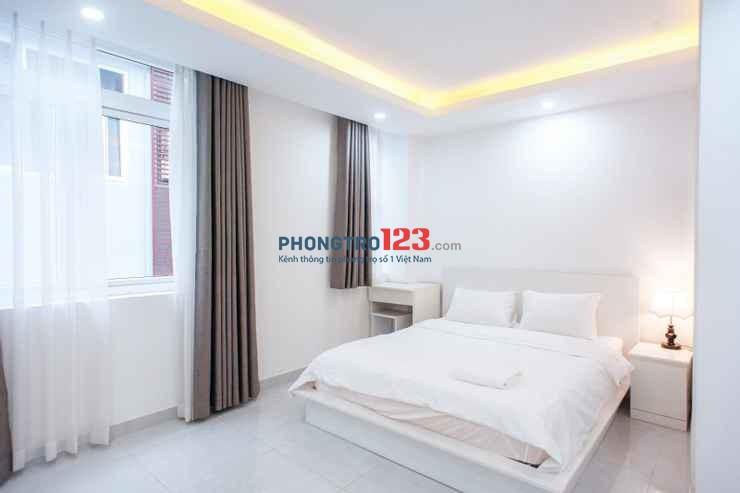 Căn hộ dịch vụ full nội thất cao cấp Dakao Quận 1