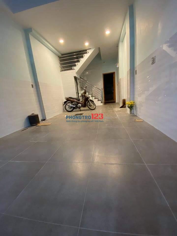 Cho thuê phòng trọ đầy đủ nội thất, hẽm 336 đường Phan Văn Trị, Gò Vấp
