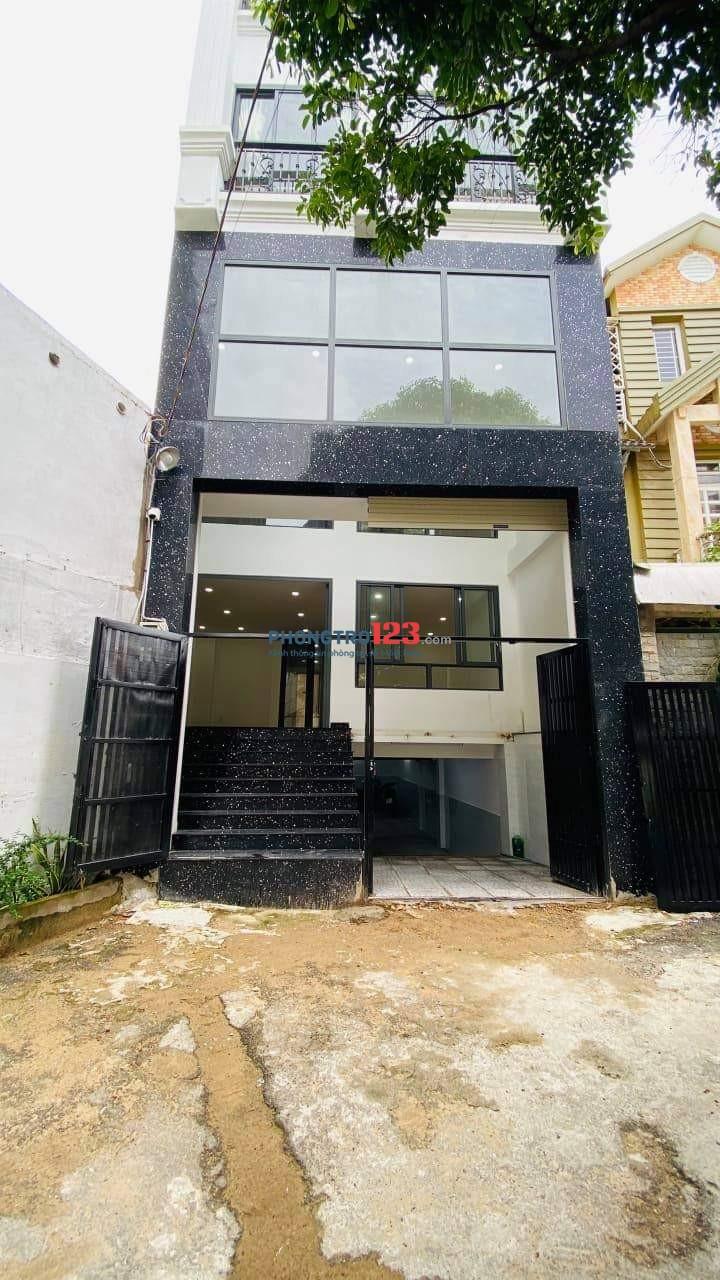 Mb siêu đẹp 5x8m có hầm để xe ngay Nguyễn Văn Đậu, BT