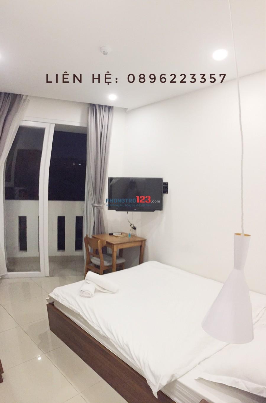 Căn hộ mini full nội thất cao cấp ngay công viên Gia Định
