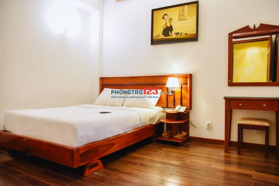 Cho thuê phòng trọ/CHDV Phạm Ngũ Lão - Quận 1, 4tr/tháng ( Full nội thất )