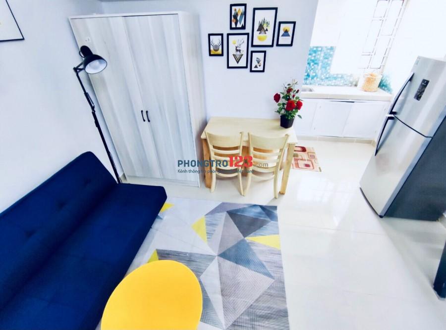Phòng cho thuê khu vực trung tâm Tân Phú