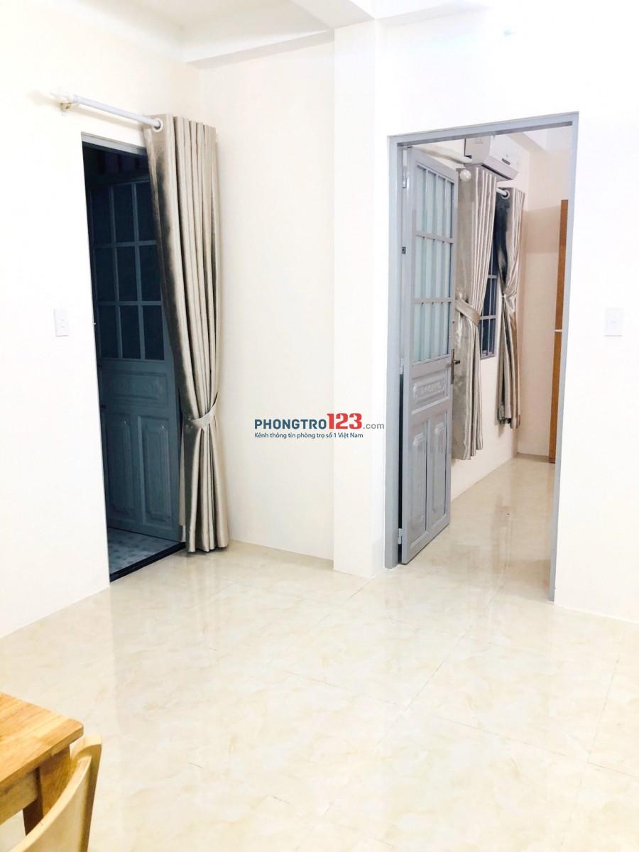 Cho thuê CHDV 1 phòng ngủ riêng 40m2
