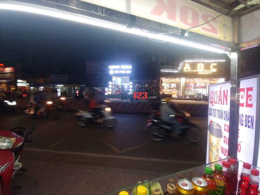 Cho thuê mặt bằng 54m2 mặt tiền 955 Huỳnh Tấn Phát P Phú Thuận Q7