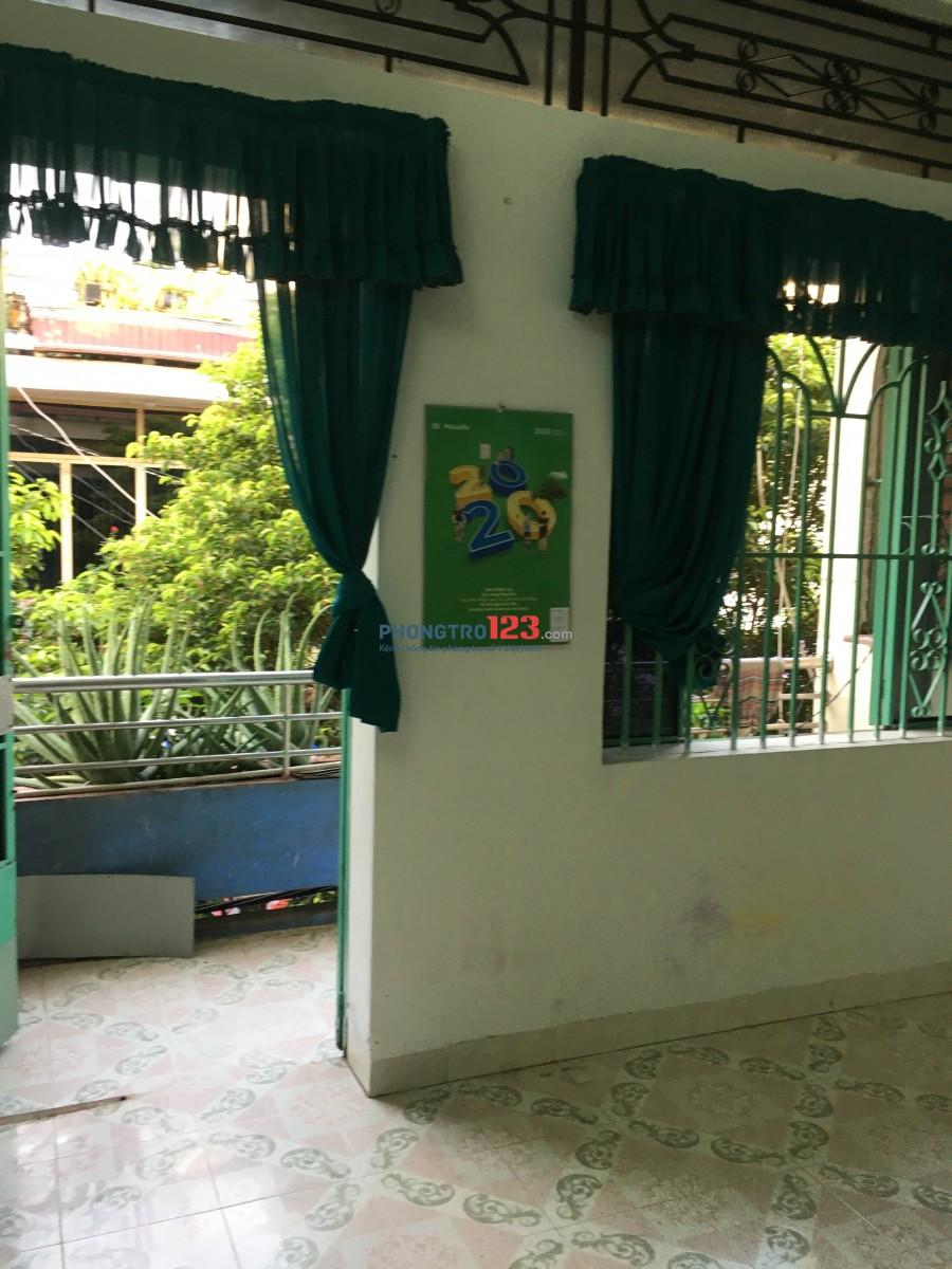 Phòng trọ cho thuê giá rẻ quận 6 gần chợ và nhiều tiện ích