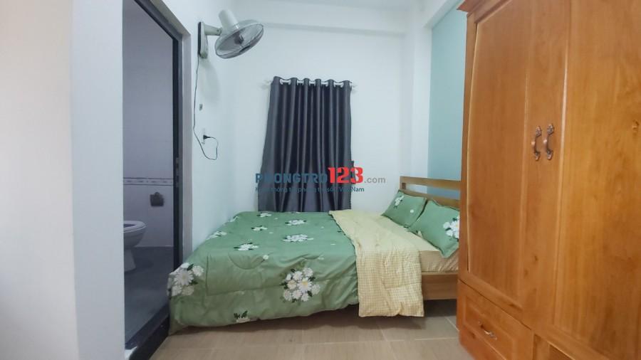 BỐC TAEM phòng mới tinh, Full nội thất, Nguyễn Thị Thập, Q.7 gần chợ Tân Mĩ