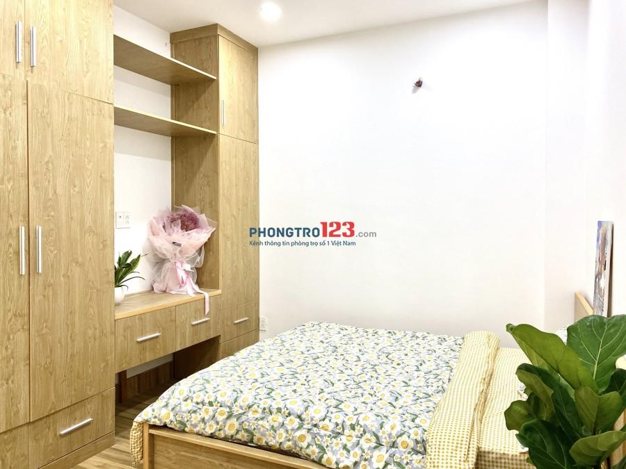 Phòng full nội thất, mới 100% Nguyễn Văn Đậu Bình Thạnh