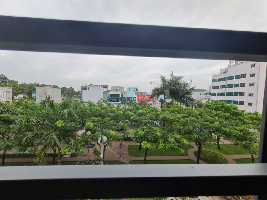 Cho thuê phòng trọ giá rẻ, gần công viên phần mềm Quang Trung Quận 12, bảo vệ 24/24