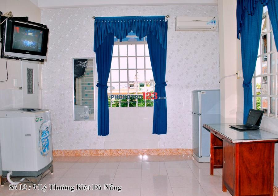 Phòng trọ 25m²,đường Lý Thường Kiệt,Q.Hải Châu, TP. Đà Nẵng.