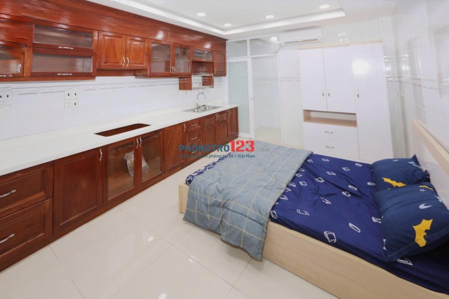 Phòng trệt - nội thất cơ bản- cao cấp