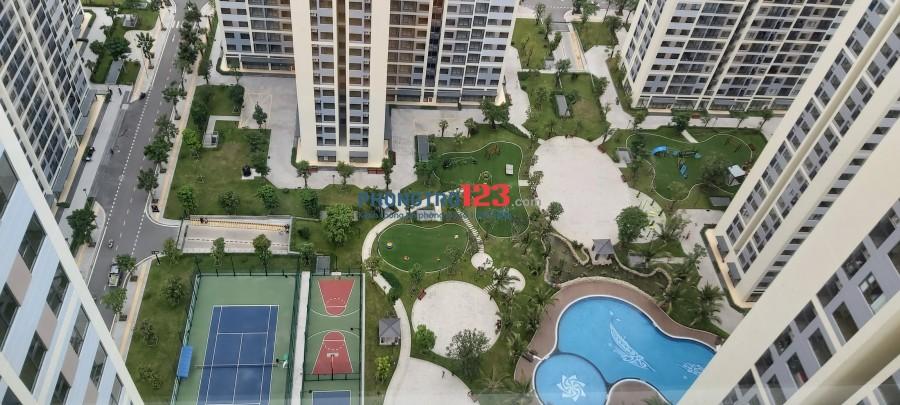 Cho thuê căn 1pn+ Vinhome Grand Park