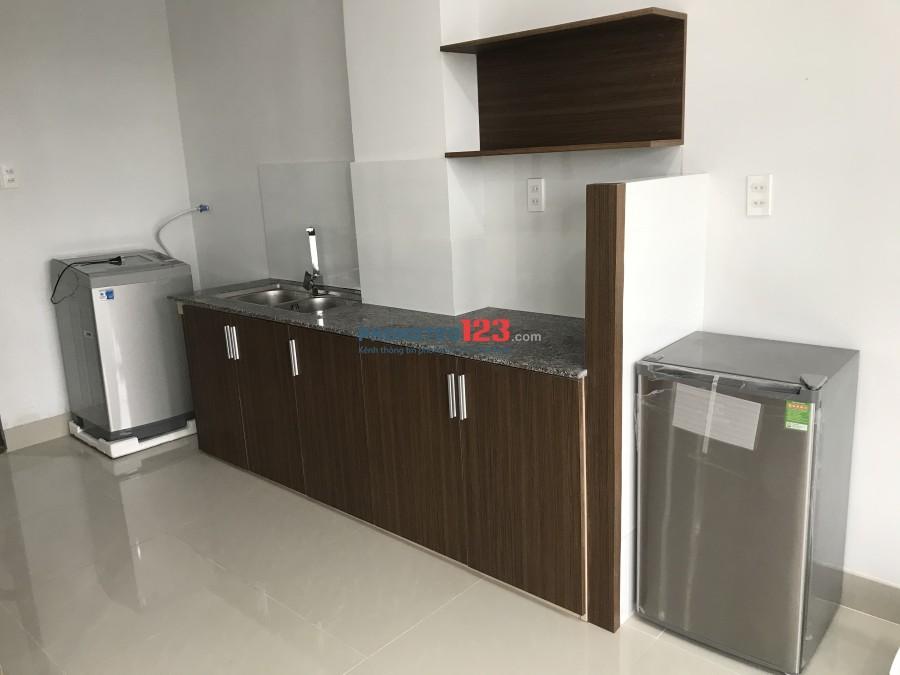 Cần cho thuê phòng, căn hộ dịch vụ 30m2 và 60m2 đầy đủ nội thất trong khu Vạn Phúc City.