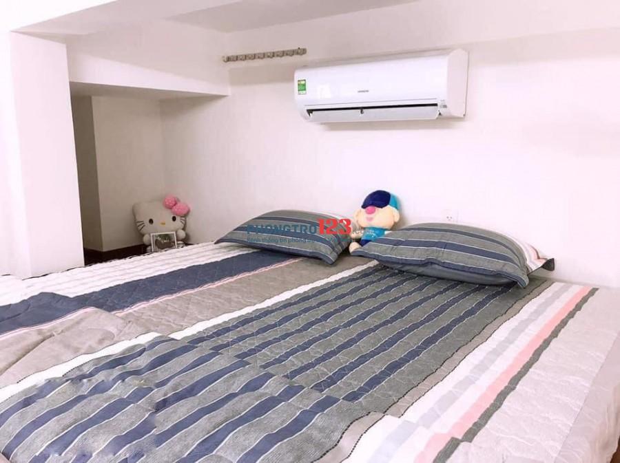 Cho thuê chung cư mini Tân Bình, sẵn nội thất gần chung cư Ruby Garden giá tốt tháng 12/2020.