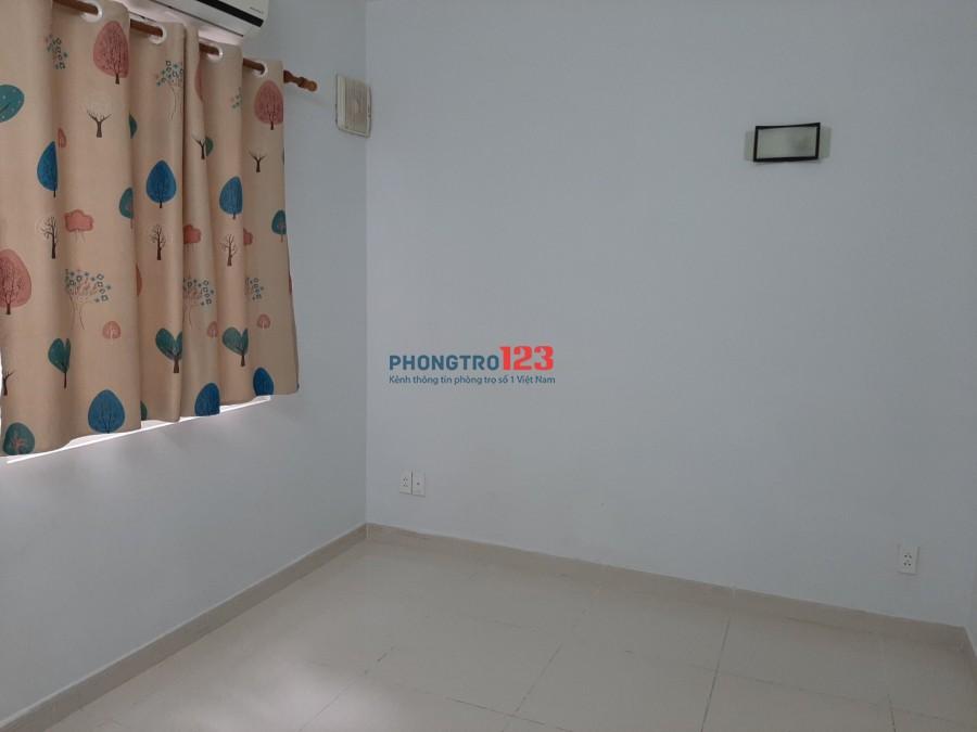 Cho thuê căn hộ Phú Thạnh Đường Nguyễn Sơn Q Tân Phú 45m2 1pn giá 7tr/th hổ trợ 500k