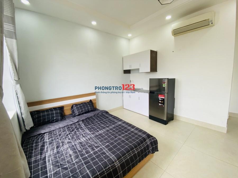 Cho thuê phòng căn hộ mini tại P10 gò vấp sát bên lotte