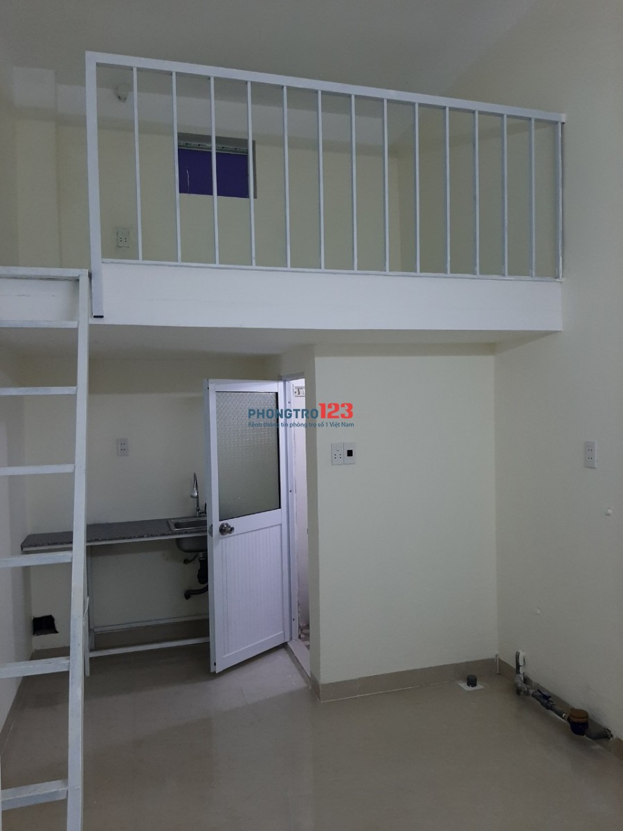 Phòng trọ 20m2 có gác lửng cao quận Thanh Khê