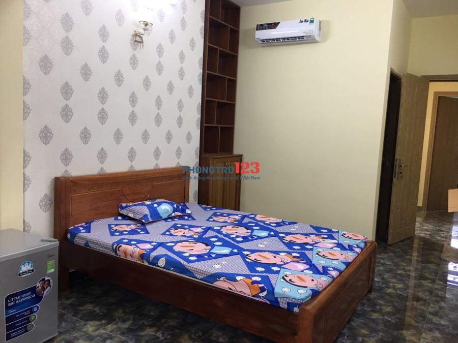 Phòng đẹp GIÁ TỐT, full nội thất, ngay góc Nguyễn Oanh - Trần Thị Nghỉ - Nguyễn Kiêm gần Phú Nhuận
