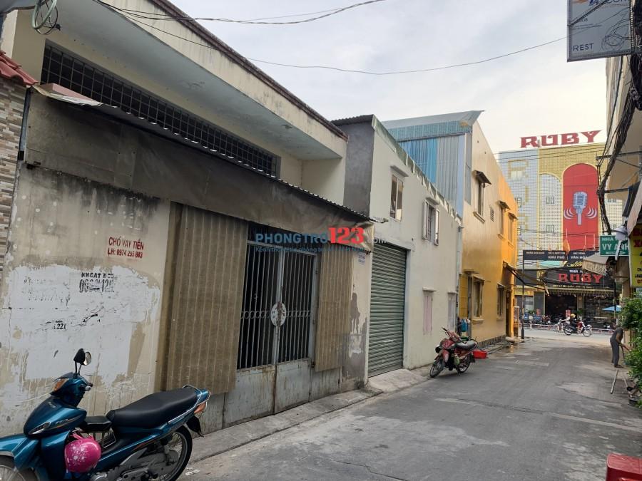 Cho thuê mặt bằng kinh doanh 240m2 mặt tiền Lê Văn Quới Q Bình Tân