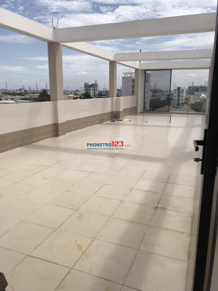 Phòng Trọ Mới Xây, dtsd 30 m2, THANG MÁY, MÁY LẠNH, đường Tên Lửa, kế AEON Bình Tân