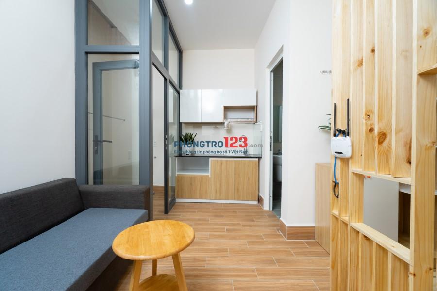 Phòng mới xây 100% - Full nội thất , tuyệt đẹp, ở đường LẠC LONG QUÂN - T.BÌNH