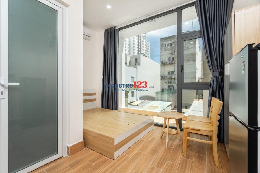 Căn hộ mini mới xây gần Bệnh viện Thống Nhất