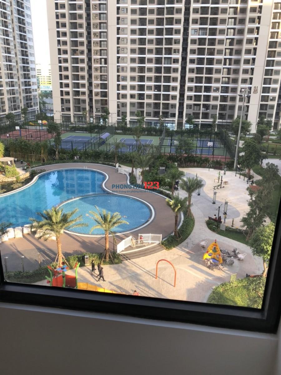 Cho thuê căn hộ tại Vinhome SmartCi ty