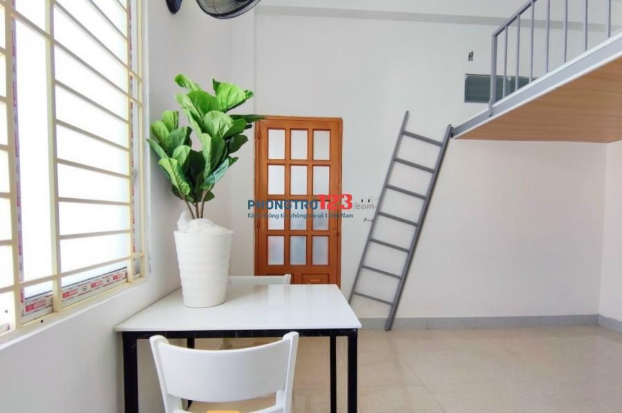 Phòng cho thuê tại Phan Huy Ích lớn nhỏ tùy nhu cầu,giá chỉ từ 3tr5