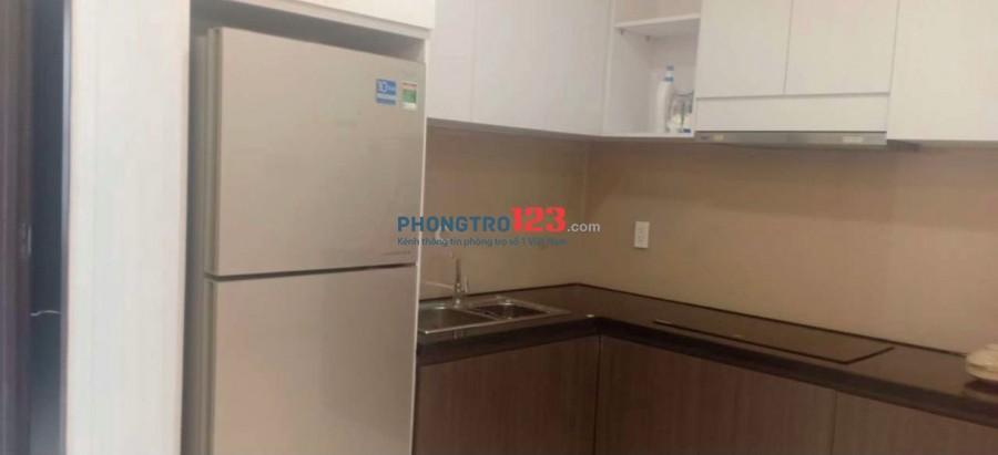 Cho thuê Or Bán căn hộ Thới Bình có nội thất 80m2 3pn tại Bình Thới P14 Q11