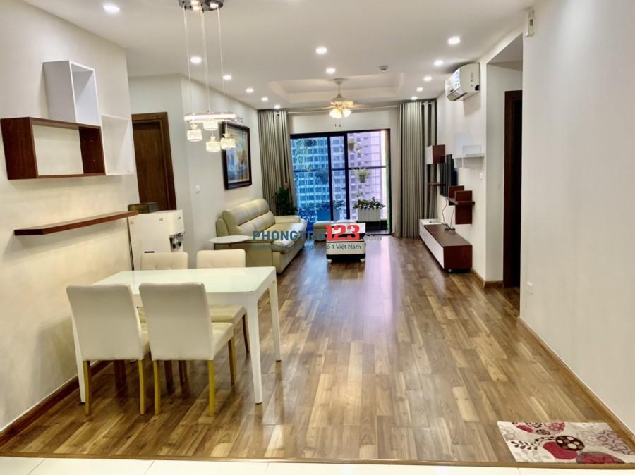 Cần cho thuê căn hộ chung cư Goldmark City 3PN full đồ chỉ 13tr/tháng