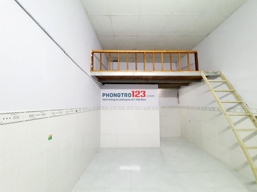 Phòng trọ trên QL50, gần BẾN XE QUẬN 8