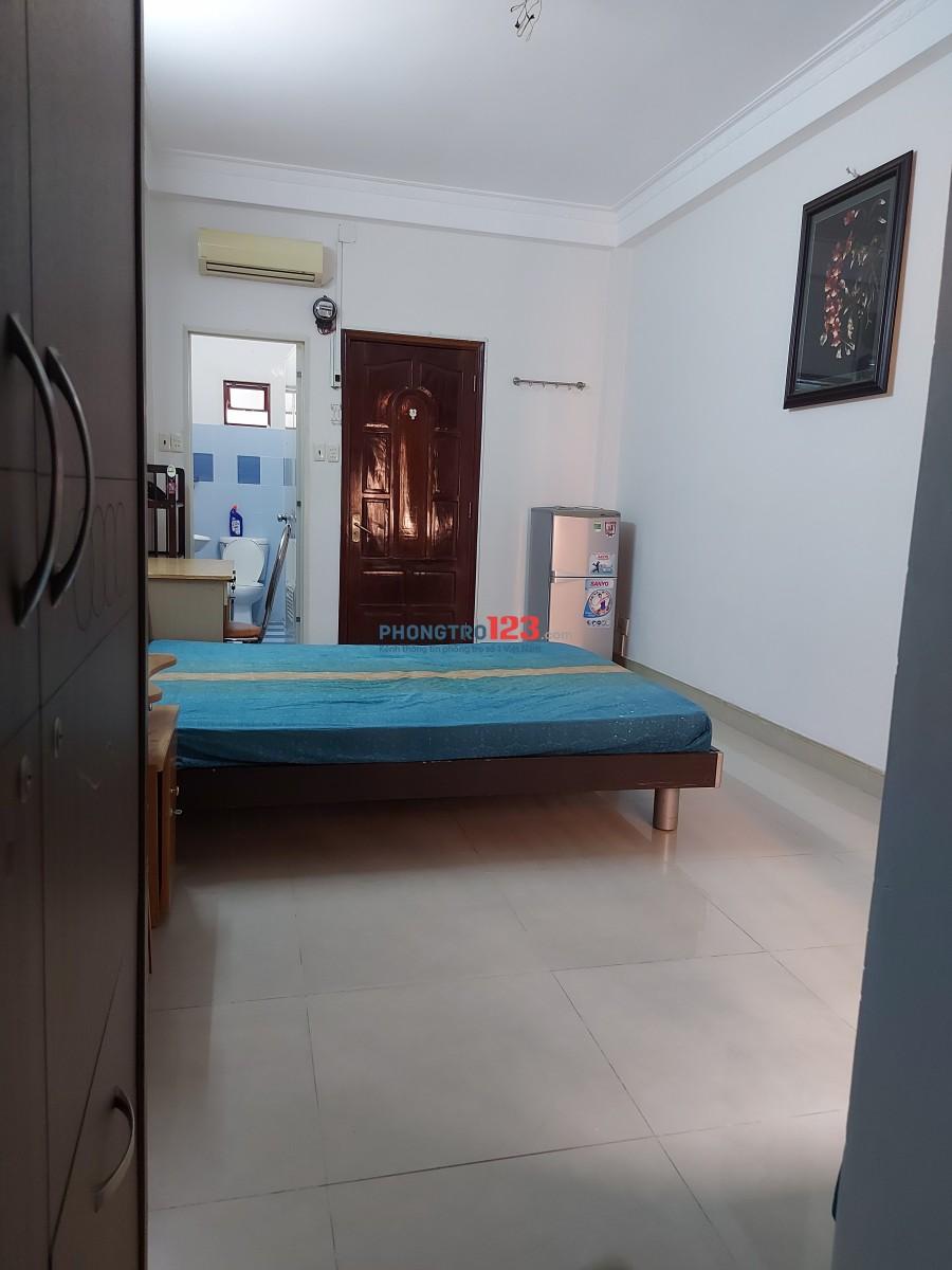 Phòng Cô Giang, Quận Phú Nhuận, đầy đủ tiện nghi.