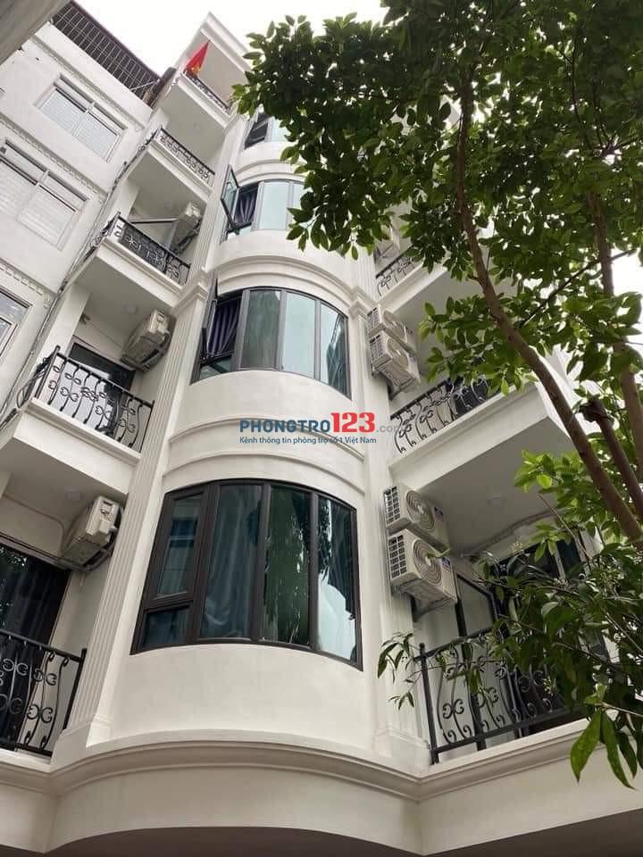 Cho thuê ccmn tại 180 Hoàng Quốc Việt
