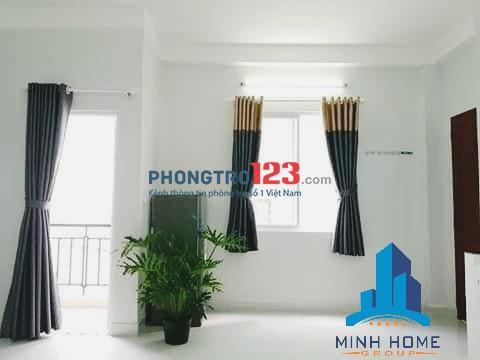 Phòng cho thuê fulll nội thất P9 tân bình