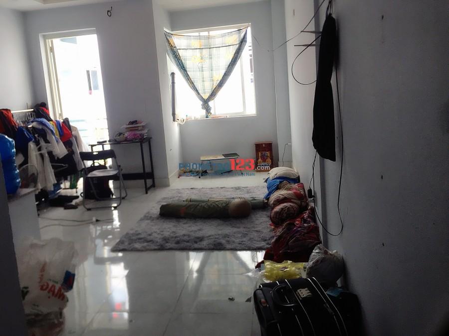 Nhượng lại căn hộ mini 25m2 có ban công cửa sổ thoáng mát giá 3tr3