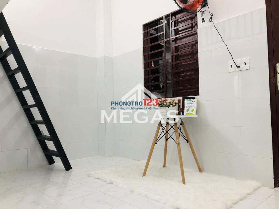 Phòng trọ mới xây 100% văn minh đáng sống ngay trung tâm quận Tân Phú