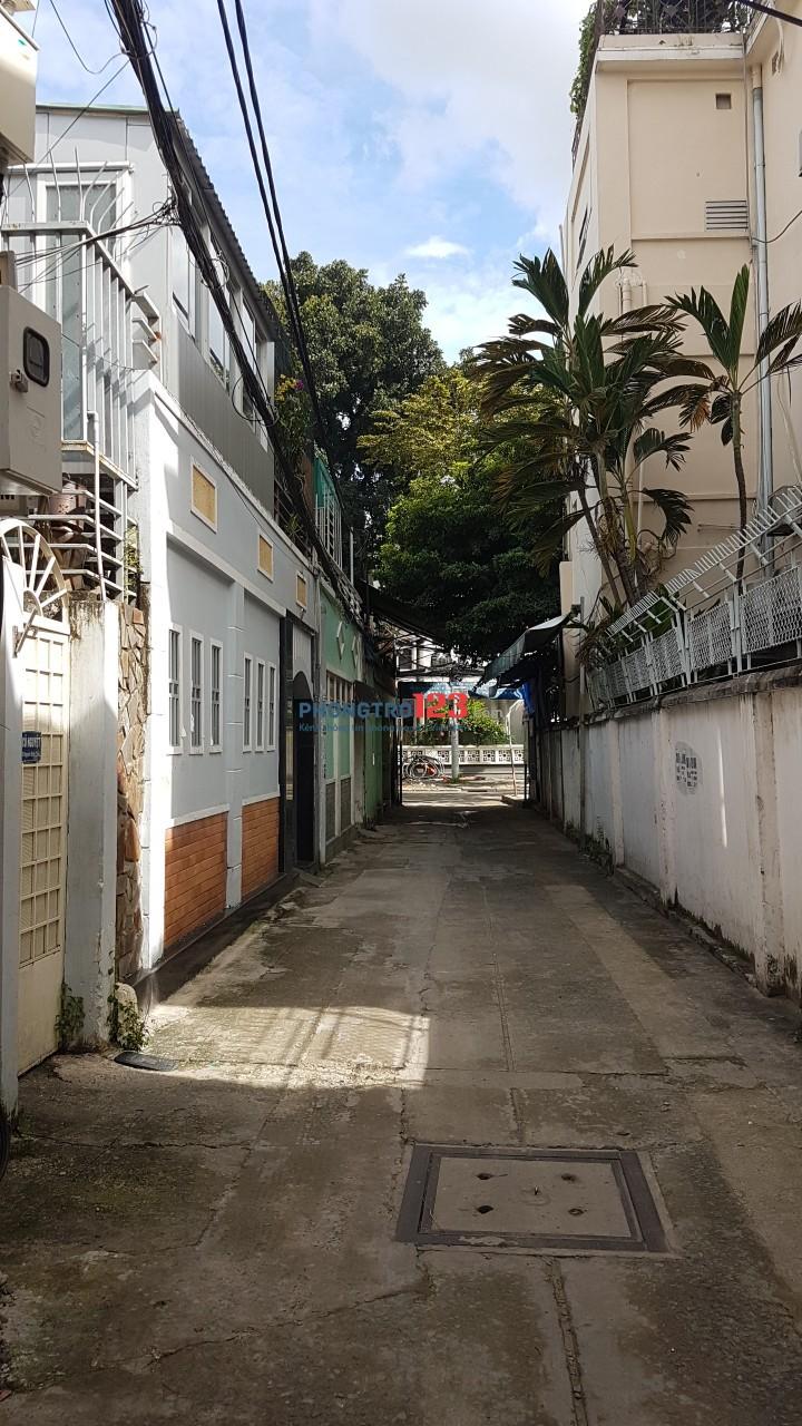 Cho thuê nhà nguyên căn 98/3 Nguyễn Đình Chiểu,Q1, DTSD 40m2, 1PN, 2WC