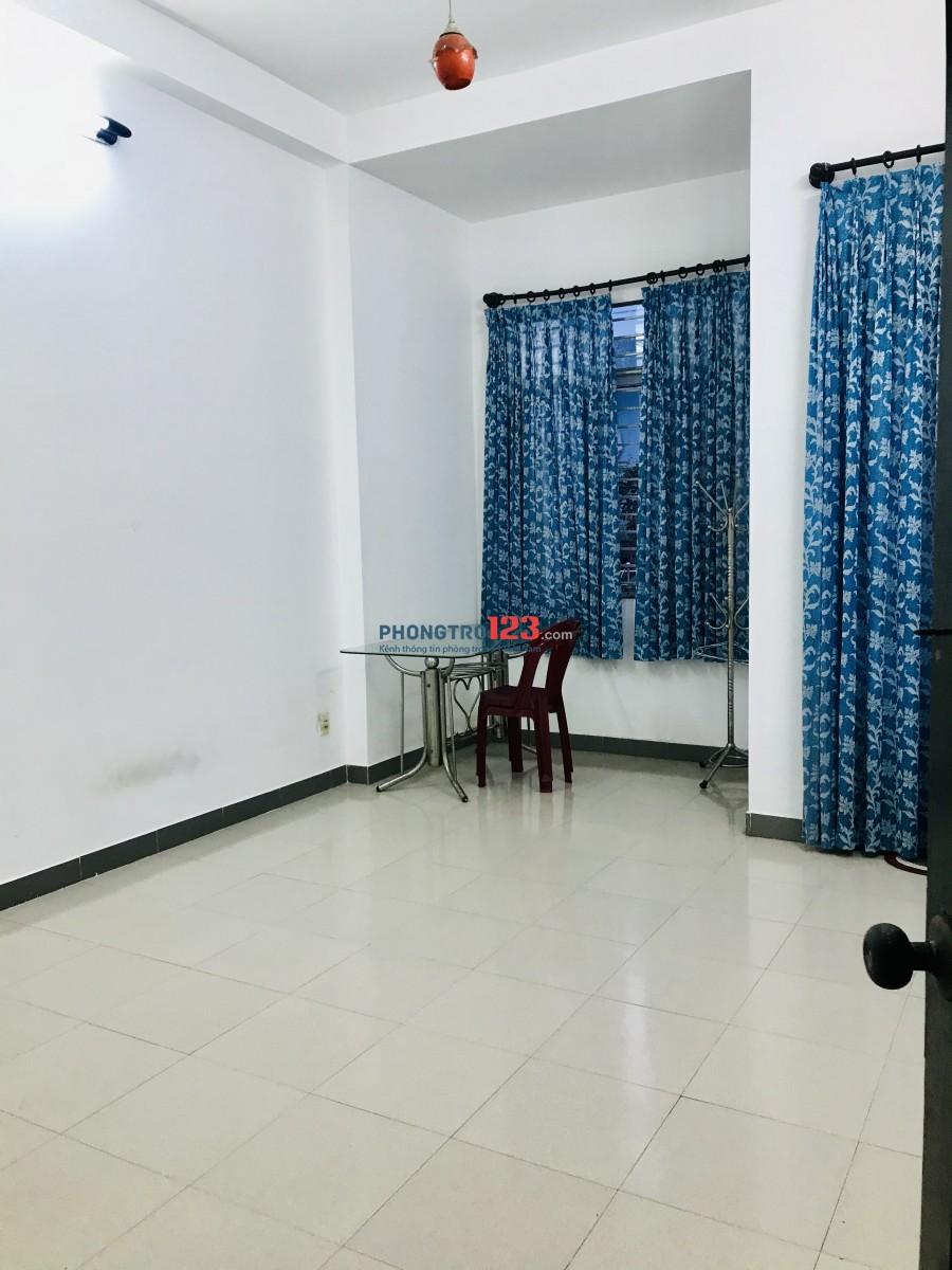 Phòng trọ Phạm Văn Chiêu Gò Vấp giá rẻ