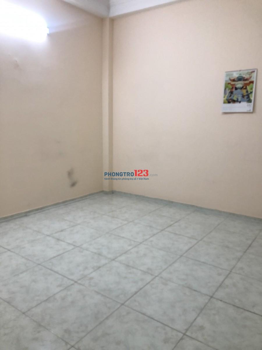 Cho thuê nhà nguyên căn Hoàng Văn Thụ Tân Bình