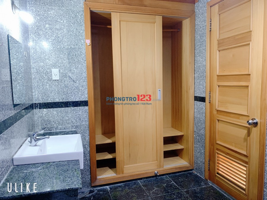 Cho Thuê Căn Hộ Phú Hoàng Anh, 1 Phòng Ngủ, 30m2 Đầy Đủ Nội Thất, Giá 4Triệu/Tháng.
