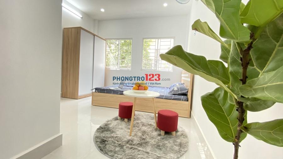 Phòng trọ full nội thất cao cấp giá rẻ Phú Nhuận