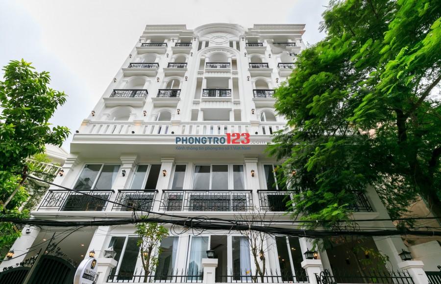 Cho thuê Căn hộ Phú Nhuận 4tr9-Gần CV Gia Định-Sân bay TSN