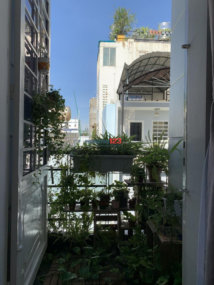 Phòng đẹp cho thuê quận Tân Bình
